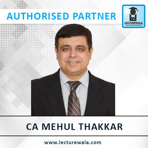 CA Mehul Thakkar
