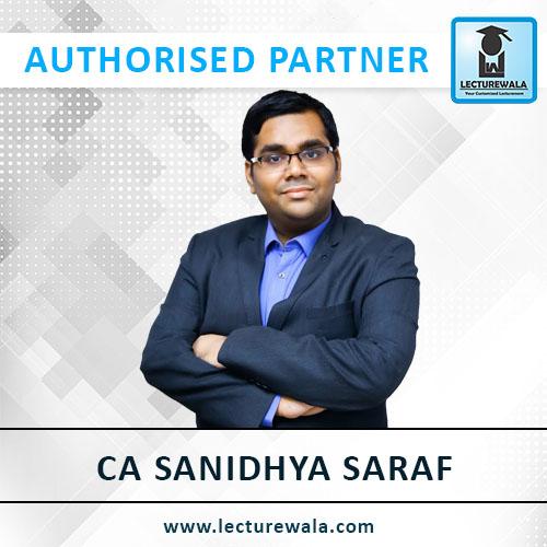 CA Sandhiya Saraf