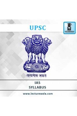 UPSC (IAS/RAS)