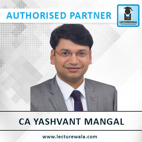 CA Yashvant Mangal