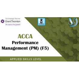 ACCA Skill Level F5 Performance Management (PM) : Video Lecture By Mr. Divay Miglani