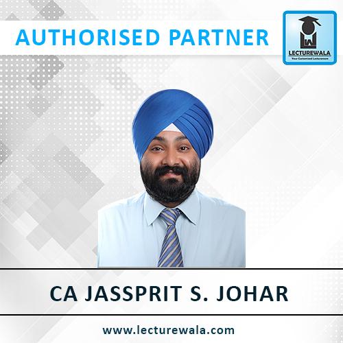CA Jassprit S. Johar