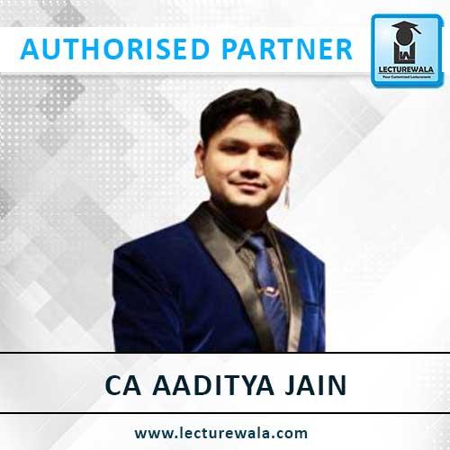 CA Aaditya Jain