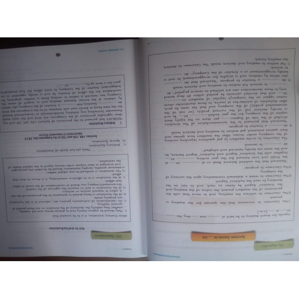 CA Final Law Old & New Syllabus : Study Material By CA Abhishek Bansal (For May 2020)
