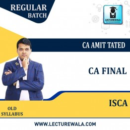 CA Final ICSA Old Syllabus Full Course : Video Lecture + Study Material by CA Amit Tated (For Nov. 2021)