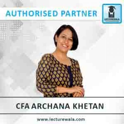 CFA Archana Khetan