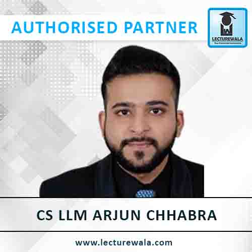 CS LLM Arjun Chhabra