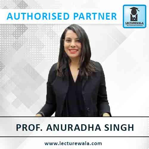 PROF. Anuradha Singh