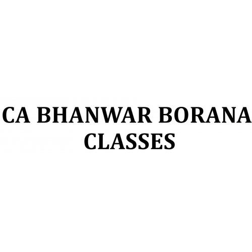 CA Bhanwar Borana Classes