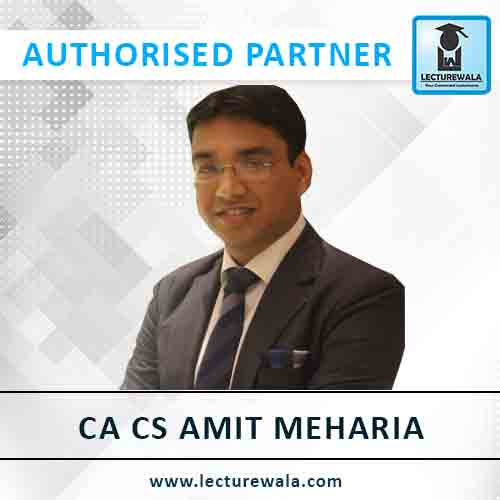 CA CS Amit Meharia