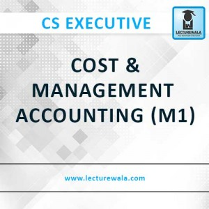 COST & MANAGEMENT ACCOUNTING (M1) (1)
