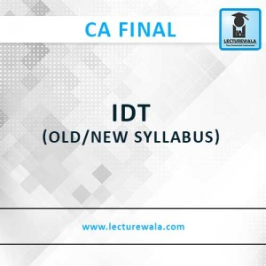 IDT (Old / New)