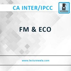 FM & ECONOMICS