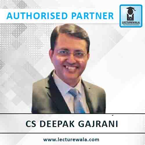CS Deepak Gajrani