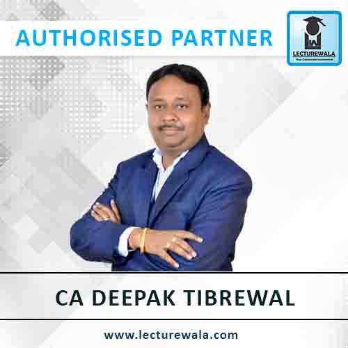 CA Deepak Tibrewal