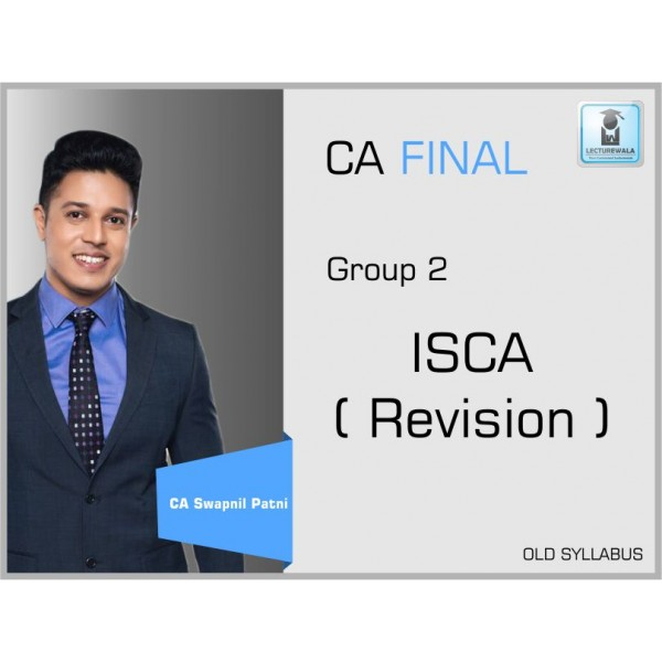 CA Final ISCA 14 DAYS REVISION USB AND CA-Final (All 4 modules) BY CA SWAPNIL PATNI