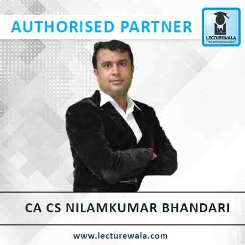 CA CS Nilamkumar BHandari
