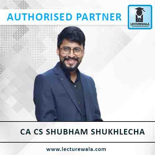 CA CS Shubham Shukhlecha