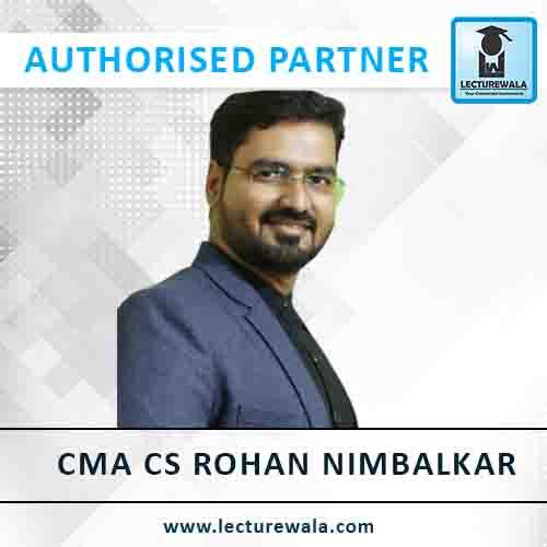 CMA CS Rohan  Nimbalkar