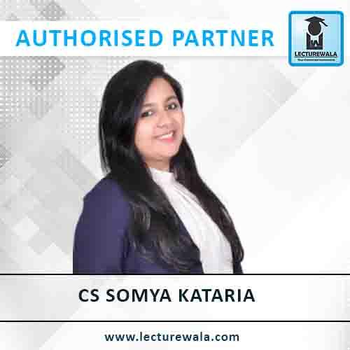 CS Somya Kataria