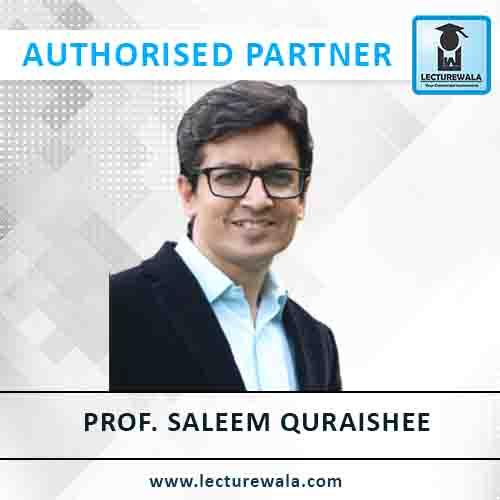 Prof. Saleem Quraishee