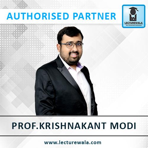 Prof Krishnakant Modi