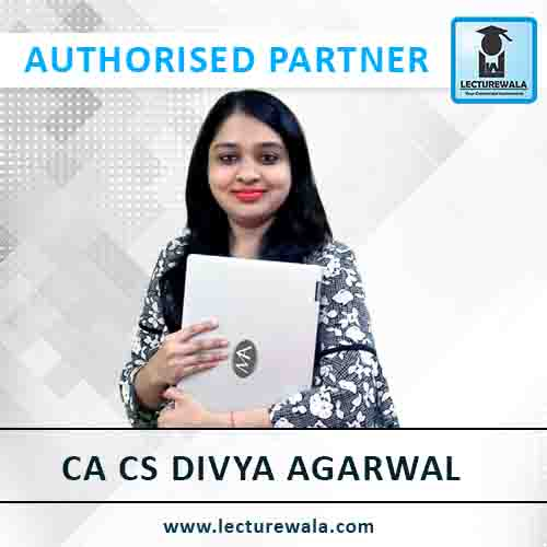 CA CS Divya Agarwal