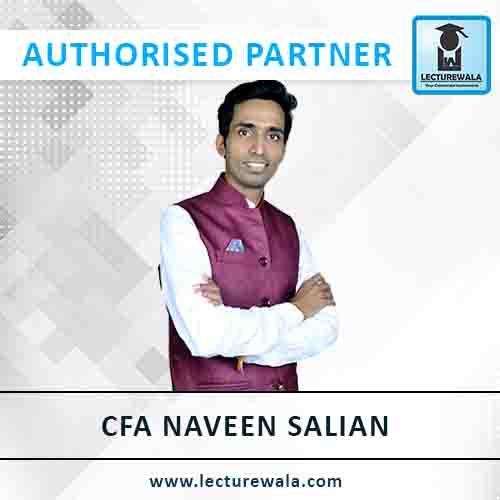 CFA Naveen Salian