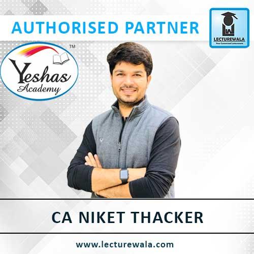 CA Niket Thacker