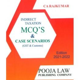 CA Final New/Old GST Customs MCQ Book By CA Rajkumar For Nov 21
