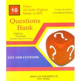 CA Final New/Old GST Customs Question Bank For Nov 21 By CA Rajkumar