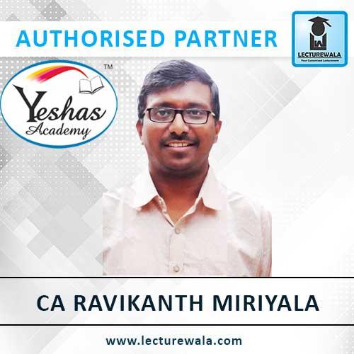 CA Ravikanth Miriyala