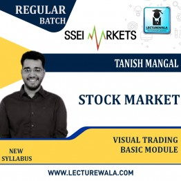 Stock Market Visual Trading Basic Technical Aanlysis Course Live Batch : Video Lecture By Tanish Mangal