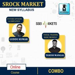 Stock Market Combo (Visual Trading Basic + Futures & Options Simplified) Course Live Batch : By Tanish Mangal & Guddu Kumar