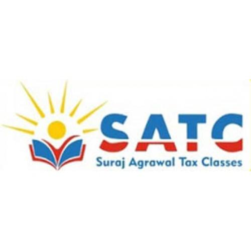 SURAJ AGRAWAL TAX CLASSES - SATC