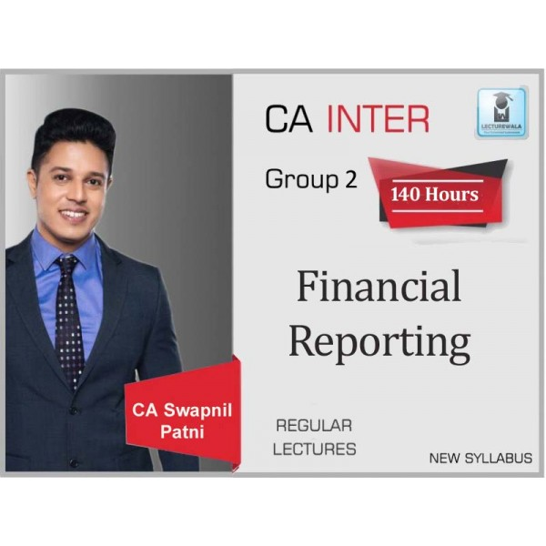 CA Inter FM Only Regular Course : Video Lecture + Study Material By CA Swapnil Patni (For May 2020 & Onwards)