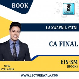 CA Inter Enterprise Information Systems and Strategic Management   Book By CA Swapnil Patni (For Nov. 2021 / May 2022)