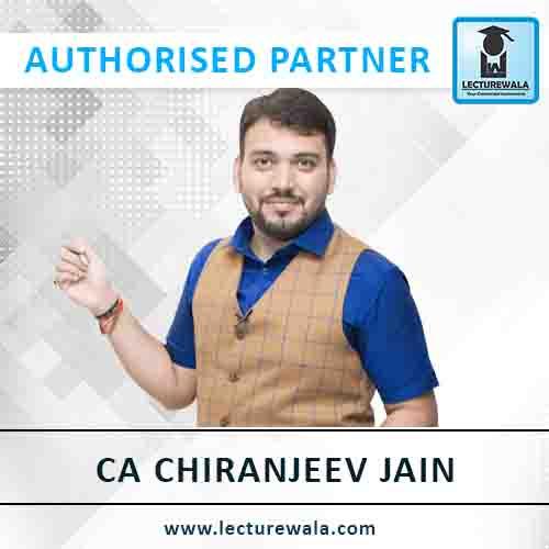 CA Chiranjeev Jain