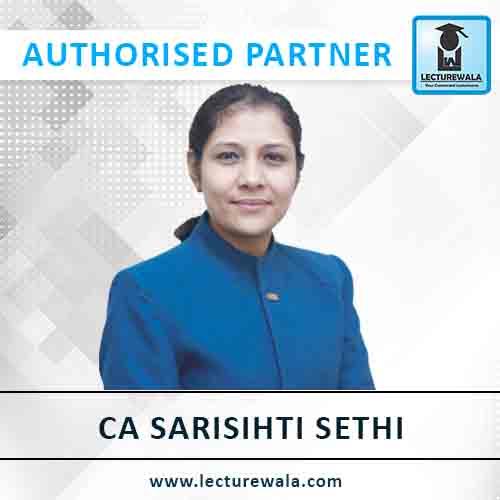 CA Saristhti Sethi