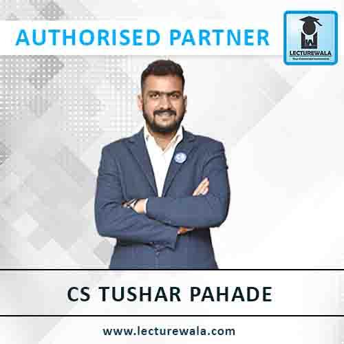 CS Tushar Pahade