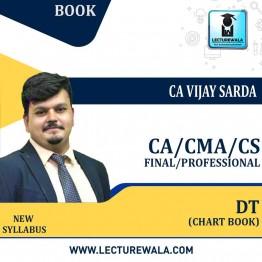 CA Final  Chart Book : Study Material By CA Vijay Sarda (For Nov.2021)