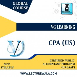 CPA (US) Certified Public Accountant Program By VG Learning